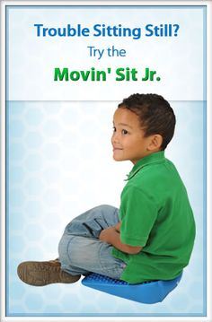 Great for kids with poor #posture & those who have trouble sitting still! http://buff.ly/1zHSARg #elementary #edchat