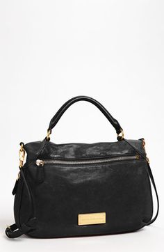 MARC BY MARC JACOBS  Washed Up - Amee  Leather Crossbody Satchel  6a92a281a9032