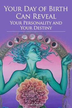 The Day of your Birth can reveal powerful secrets about you and your destiny. On Which day were you born? Numerology Calculation, Numerology Chart, Astrology Zodiac, Astrology Signs, Libra, Sirian Starseed, Birthday Personality, Empath Abilities, Psychic Abilities