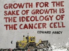 That's what happens with unregulated greed - there is no satisfying it and so it grows like a cancer cell until it kills the host!!!!