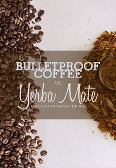 Bulletproof Coffee has spread through the Internet like a viral meme. It's become widely considered as the best energy drink for high performance athletes, executives, and more. Best Energy Drink, Healthy Energy Drinks, Herbs For Energy, Yerba Mate, Bulletproof Coffee, Herbal Remedies, Being Ugly, Athletes, Real Food Recipes