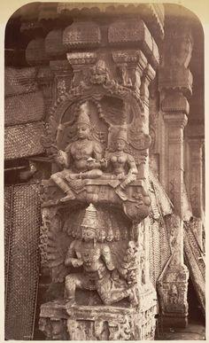 Rare Old Photos Of Meenakshi Amman Temple, Madurai, Tamil Nadu, India Madurai, Hampi, Indian Temple Architecture, Ancient Architecture, Temple City, Hindu Temple, Hindus, Rama Sita, Mother India