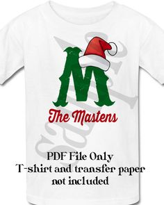 Christmas Shirts Family Christmas And Families On Pinterest