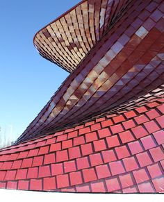 Vanke Pavilion by Daniel Libeskind for the Milan Expo 2015