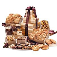 Holiday Favorites & Christmas Business Gift Baskets for clients, co-workers and the whole office! Corporate Gift Baskets, Corporate Gifts, Themed Gift Baskets, Client Gifts, Brownie Cookies, Thank You Gifts, Favorite Holiday, Holiday Gifts, Special Occasion