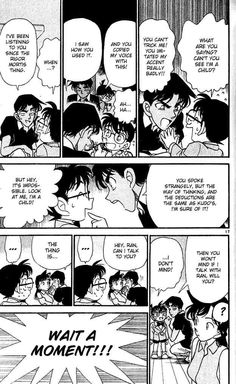 Read manga Detective Conan 121 online in high quality