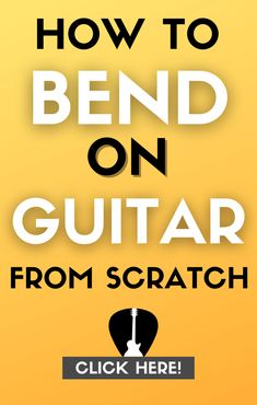Discover how to bend notes on electric guitar strings like a pro 🎸 Full guide on how to do 1/2 & full step bends correctly & add vibrato too 🎵 Improve your lead guitar playing skills today! Lead Guitar Lessons, Free Online Guitar Lessons, Easy Guitar Songs, Like A Pro, Guitar Strings, My Passion, Acoustic Guitar, Rock And Roll, Improve Yourself