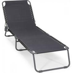 Solseng stål/polyester grå