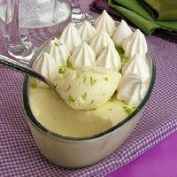 A Receita de Mousse de Limão com Suspiro é deliciosa e fácil de fazer. Você só precisa fazer o mousse misturando leite condensado, suco de limão, claras em