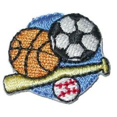 iron on appliques for sports | Crafts > Sewing & Fabric > Sewing > Sewing Notions & Tools > Trimmings