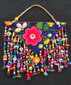 keçe, nazarlık, amulet, turkish eye, pazen, design