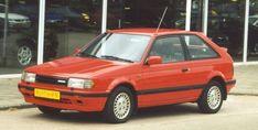 Mazda 323 GT | 1985 – 1989 (BF) Mazda Familia, Throwback Thursday, Automobile, Japan, Retro, Vehicles, Cars, Concept Cars, Car