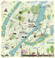 Copenhagen City Map | Visitcopenhagen