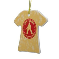 Field Hockey Christmas Tree Decoration Ornament