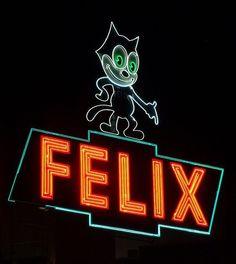 Neon Signs Los Angeles Felix Chevrolet Los Angeles  Chevrolet Neon And Los Angeles