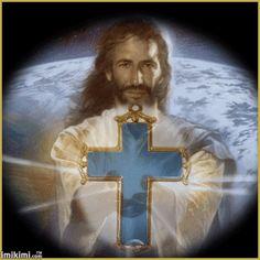 Religijne animowane obrazki : Jezus Chrystus Cross Pictures, Jesus Pictures, Jesus Crown, Just Magic, Trinidad, Jesus Christ Images, My Jesus, Peanuts Snoopy, Catholic