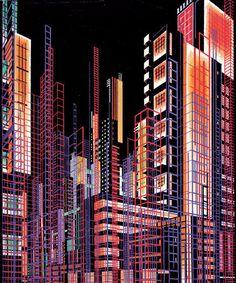 Interesting Find A Career In Architecture Ideas. Admirable Find A Career In Architecture Ideas. Architecture Sketchbook, Architecture Graphics, Art And Architecture, Futuristic Architecture, Constructivism Architecture, Russian Constructivism, Graphic Illustration, Illustrations, Design Graphique
