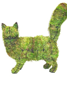 Cat Topiary Frame