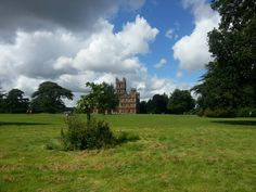 Highclere Castle in Highclere