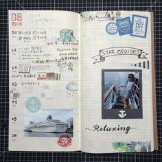 #journal #illustration #writing #scapbooking #watercolor #colorpencil #travelersnotebook