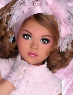 Toddlers And Tiaras Swimsuit Gallery Glitz Pageant, Pageant Girls, Pageant Dresses, Beauty Pageant, Beautiful Little Girls, Beautiful Children, Beautiful Babies, Baby Kind, Cute Baby Girl