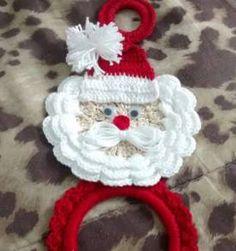 Crochet Santa, Crochet Snowman, Holiday Crochet, Crochet Gifts, Crochet Animal Patterns, Afghan Crochet Patterns, Stuffed Animal Patterns, Crochet Quilt, Crochet Doilies