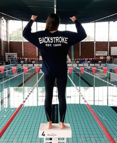 I love this shirt especially since backstroke is one of my favorites! Swimming Senior Pictures, Swimming Pictures, I Love Swimming, Swimming Diving, Swimming Memes, Swimming Funny, Swimmer Quotes, Swimmer Problems, Girl Problems