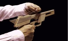GIF: Ultimate rubber band gun   https://i.chzbgr.com/completestore/12/12/4/I2Gz7Mup_Um53RClcZErXw2.gif