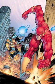 Flash by Jim Lee