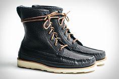 Oak Street x Uncrate Bison Hunt Boots | Uncrate