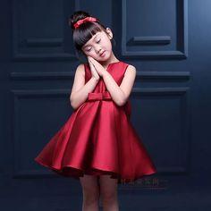 $25.80 (Buy here: https://alitems.com/g/1e8d114494ebda23ff8b16525dc3e8/?i=5&ulp=https%3A%2F%2Fwww.aliexpress.com%2Fitem%2F2015-red-color-Fall-Autumn-Winter-Girls-Dress-Christma-Kids-Girl-Dresses%2F32506199300.html ) 2016 red color Fall Autumn Winter Girls Party Weeding Birthday Dress Christma Kids Girl Dresses Christmas costumes for girls for just $25.80