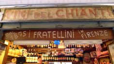 I Fratellini, some say, is the best sandwich shop in Florence.