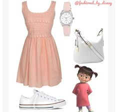 Boo! :) disney outfits :)