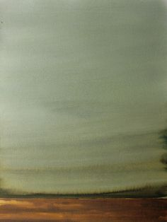 Koen Lybaert - Maydena - watercolor on paper