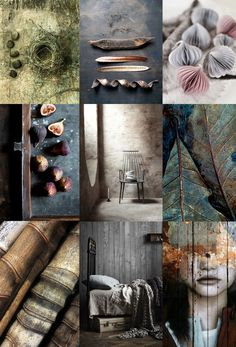 Winter Moodboard Challenge winners - Hege in France