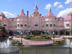 DisneyLand Resort Paris  www.cucoalmeria.net