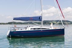 SUNBEAM YACHTS ist ab nächsten Donnerstag auf der Messe Tulln zu Besuch 🙂 Mit dabei auf der Austrian Boat Show - BOOT TULLN 2020 ist auch unsere SUNBEAM 28.1 ⚓️⛵️ Boat, Luxury, Thursday, Sailing, Dinghy, Boats, Ship