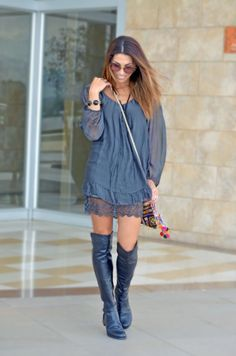 The_Market_Girl_EspacioMagma_silkdress_bohobag_rapsodia_stuartweitzman_overthekneeboots