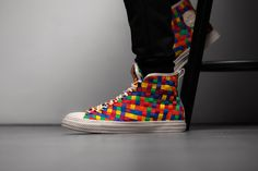 A Closer Look at the Converse 2014 Chuck Taylor All Star Color Weave Collection