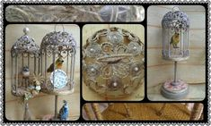 How to make bird cage from jute