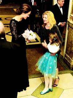 The Duke and Duchess of Cambridge attend the Royal Variety Performance at London Palladium | November 13th 2014.""