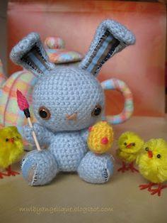 Little Eastern bunny