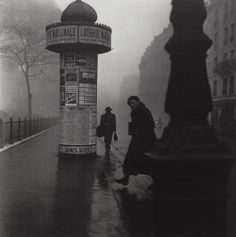 Tore Yngve Johnson, Paris, 1948-54