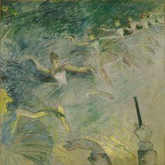 Henri de Toulouse-Lautrec  Ballet Dancers