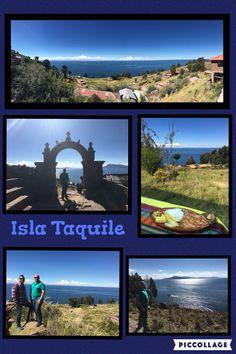 Isla Taquile, Lago Titicaca, Perú. Del 01 al 08 de mayo del 2016.