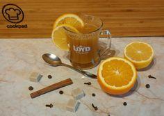 Karácsonyi narancsos puncs   Ancsyka001 receptje - Cookpad receptek Rum, Xmas, Drinks, Bottle, Tableware, Food, Drinking, Beverages, Dinnerware