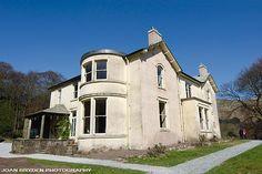Allan Bank, home of William Wordsworth in Grasmere, Lake District, Cumbria