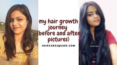 My Hair Growth Journey with Hair Regime, Before & After Pictures and Hair Care Tips! care pictures My Hair Growth Journey How I Grew My Hair From 18 To 31 Inches This Year One Year Hair Growth, Hair Mask For Growth, Hair Remedies For Growth, Make Hair Grow Faster, Help Hair Grow, Grow Long Hair, Homemade Hair Growth Oil, Hair Growth Charts, Hair Growing Tips