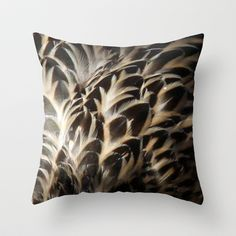 fantasy Throw Pillow by Marianna Tankelevich - $20.00
