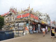 Ocean Gallery Ocean City Maryland. One of the absolute neatest places to visit on the Boardwalk!